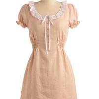 Fine Romance Dress | Mod Retro Vintage Printed Dresses | ModCloth.com