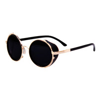 Metal Side Shield Sunglasses (LAST ONE)