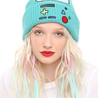 Adventure Time BMO Watchman Beanie | Hot Topic