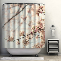 Catherine McDonald: Japanese Cherry Blossom Shower Curtain | Fab.com, at 25% off!