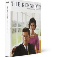 Reel Art Press The Kennedys By Mark Shaw and Tony Nourmand  Hardcover Book | MR PORTER