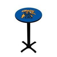 Kentucky Wildcats Pedestal Pub Table