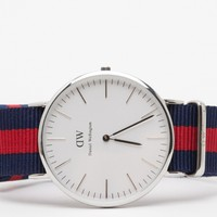 Daniel Wellington / Classic Oxford in Silver