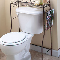 Over-the-Toilet Stands