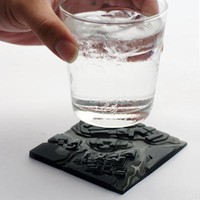 Flowing City Coaster - TABLE  - MollaSpace.com
