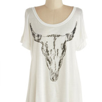 Steer to My Heart Tee
