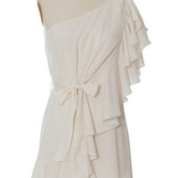 Trendy &amp; Cute Clothing - Chloe Loves Charlie - Dramatic Ivory Ruffle Dress - chloelovescharlie.com | &amp;#36;38.00