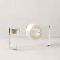 Anthropologie - Lucite Desk Accessory