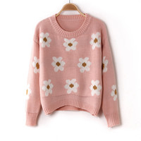KNITTED SWEATER /0078
