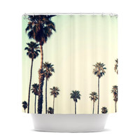 "Bree Madden ""California"" Shower Curtain 