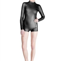 Short Scuba Wet Suit