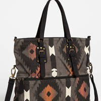 BP. Southwestern Pattern Messenger Bag | Nordstrom