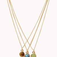 Layered Necklace Set | FOREVER 21 - 1057563187