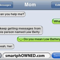 dumb mom - SmartphOWNED