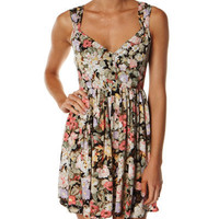 SURFSTITCH - WOMENS - DRESSES - CASUAL DRESSES - MINKPINK VERITY DRESS - MULTI