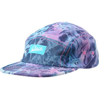 Chuck Originals Trippy Blue Printed Camper 5 Panel Hat at Zumiez : PDP