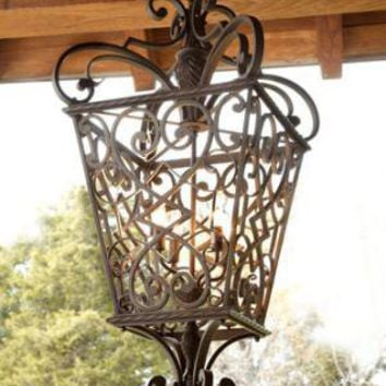 """French Quarter"" Lantern?-?Horchow"