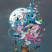 """Pipe Dreams"" - Art Print by Mat Miller"