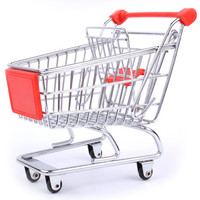INFMETRY:: Mini Shopping Cart - Home&Decor