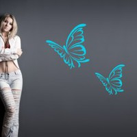Butterfly Wall Decal - Create a lively decor - Wall Decals | My Wall Decal Shop | Decorating Ideas & Wall Stickers