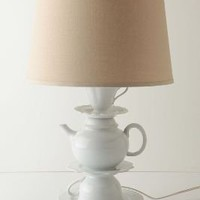 One-Lump-Or-Two Lamp?-?Anthropologie.com