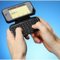 Amazon.com: TK-421 iPhone Case with Flip-Out Keyboard - iPhone 4: Cell Phones & Accessories