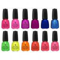 China Glaze Summer Neons ...