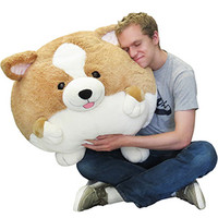 Massive Corgi Bean Bag
