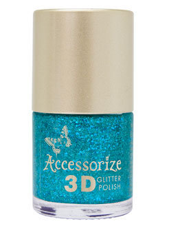 3D Emerald City Nail Polish at Accessorize