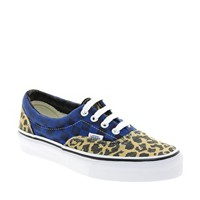 Vans Era Leopard Trainers at asos.com