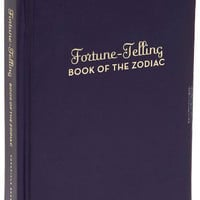 Chronicle Books Best Seller Fortune-Telling Book of the Zodiac