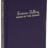Fortune-Telling Book of the Zodiac | Mod Retro Vintage Books | ModCloth.com
