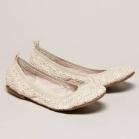 AE Crochet Ballet Shoes