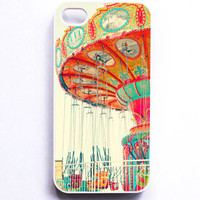 Iphone Case Summer Swing Fun Carnival by SSCphotographycases