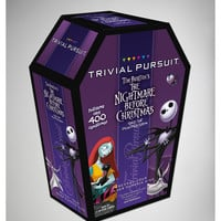 'Nightmare Before Christmas' Trivial Pursuit Game