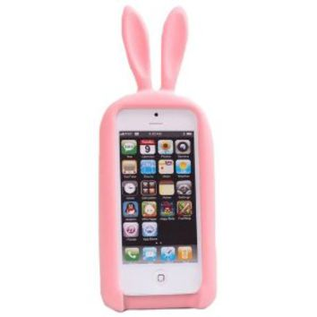3d Rabbit Storage Headphone Cable Case for Iphone 4/4s