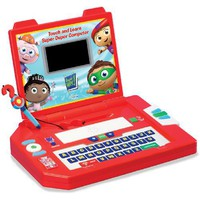 Learning Curve Brands Super Why - Touch and Learn Super Duper Computer