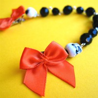Halloween Sweater Clip - Spiffing Jewelry