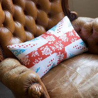 Catherine Colebrook Union Jack Linen Cushion - Cushion from the gifted penguin UK