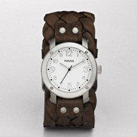 Fossil Imogene Leather Watch 