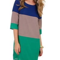 My Gosh Dress, Green :: NEW ARRIVALS :: The Blue Door Boutique