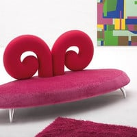 Bauhaus 2 Your House | Aries Sofa by Giovannetti