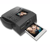 Polaroid Z340 Instant Digital Camera at Brookstone—Buy Now!