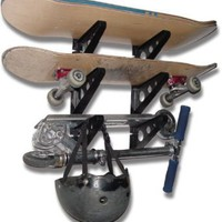 Skateboard Rack - 3 Boards