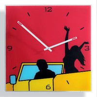 DesignShop UK - Clocks - DDDD (Dick & Daisy)