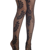 Conversation Centerpiece Tights