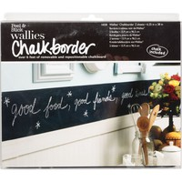 Wallies Chalkborder Peel & Stick Border