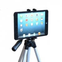 "Tripod or Monopod Mount for Apple iPad Mini, Amazon Kindle Fire, Nexus 7, Other 7-8"" Tablets (Tripod / Monopod is not included):Amazon:Kindle Store"