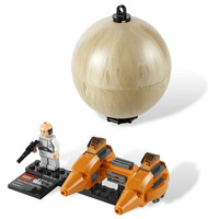 Weirdo Beardo Apparel — 9678 Twin Pod Cloud Car & Bespin