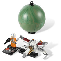 Weirdo Beardo Apparel — 9677 X-Wing Starfighter & Yavin 4